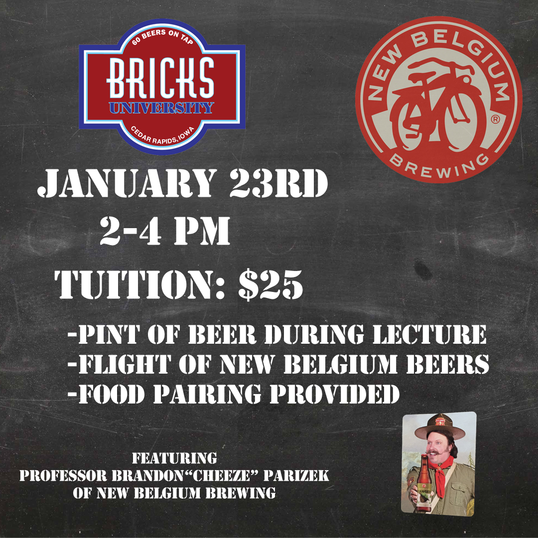 New Belgium beer school